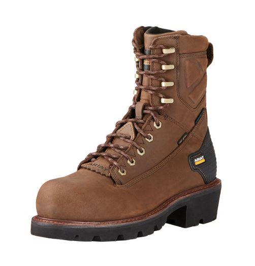 """Powerline 8"""" Waterproof Work Boot 10018563"""