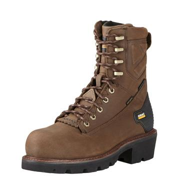 "Powerline 8"" Waterproof Composite Toe Work Boot 10018566"