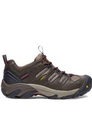 Keen Lansing Low Work Shoe