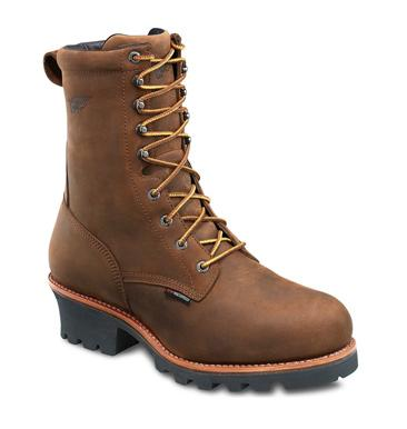 Red Wing 9-inch Logger Boot 4417