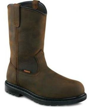 Worx Brown Pull-on Boot 6200