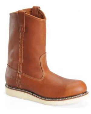 Carolina AMP USA Wellington Work Boot