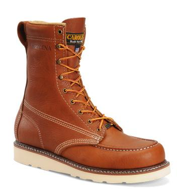 Carolina Steeltoe Work Boot 7502