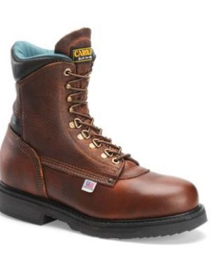 Carolina Sarge Hi Work Boot