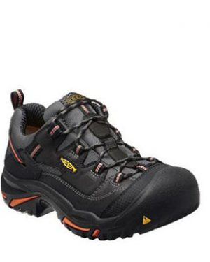 Keen Braddock Low Work Shoe