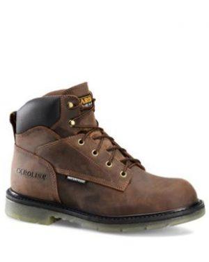 Carolina Supertrek Lo Work Boot