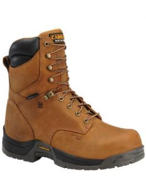 Carolina Bruno Hi Work Boot
