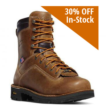 danner quarry work boot 30% off