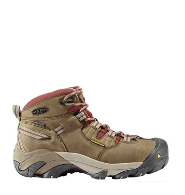 keen detroit women mid steel