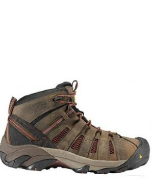 Keen Flint Work Boot