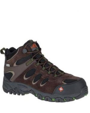 Merrell Ridgepass Bolt Mid Work Boot