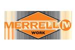 merrell work logo