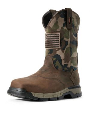 Ariat Rebar Flex Patriot