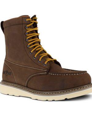 Iron Age Reinforcer 8″ Wedge Work Boot