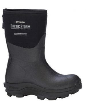 Dryshod Arctic Storm Mid Pull-On Boot