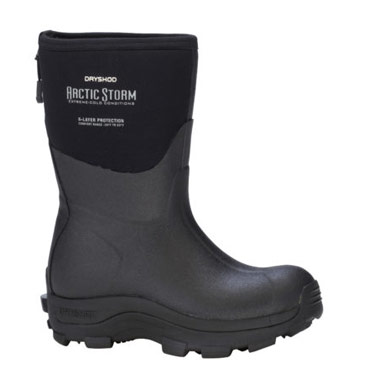 dryshod arctic storm women's mid boot