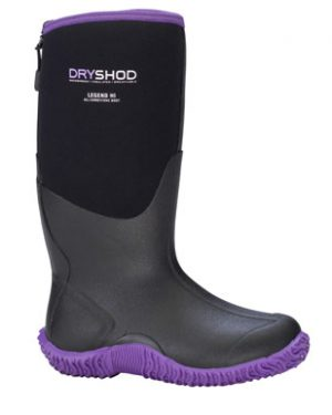 Dryshod Legend Pull-On Boot